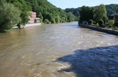 3 Tage nach dem Hochwasser Waldheim 05.06.2013