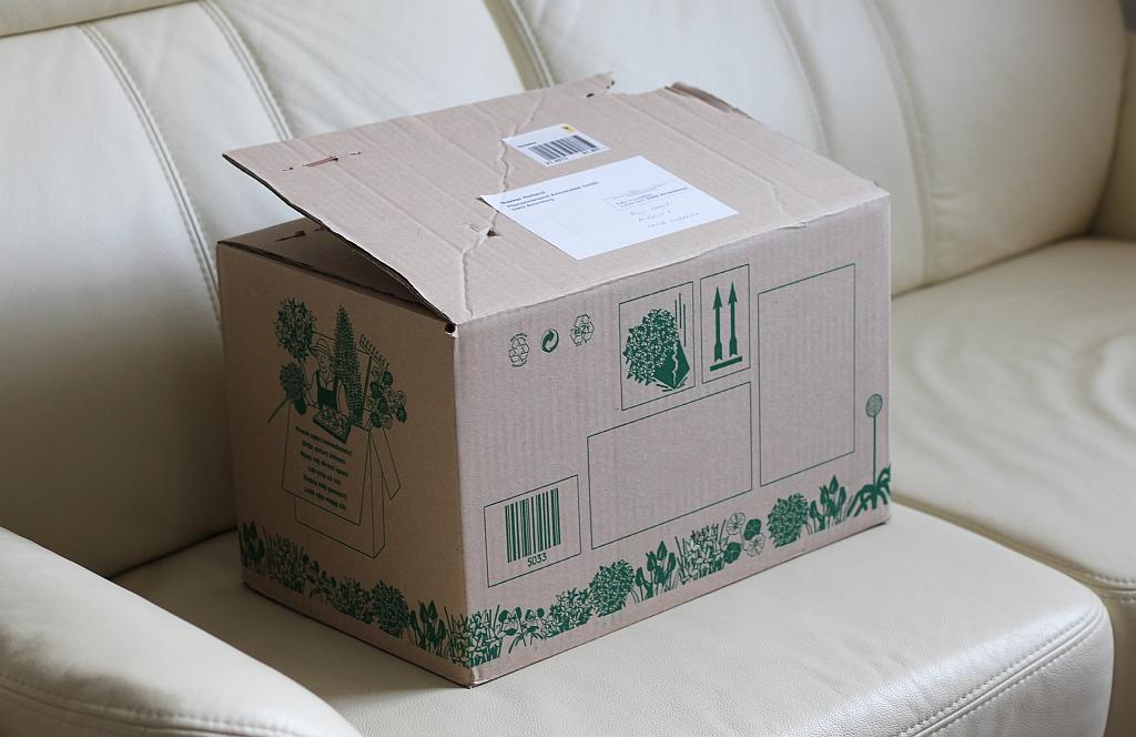 riesen blumenzwiebel paket von bakker holland majas. Black Bedroom Furniture Sets. Home Design Ideas